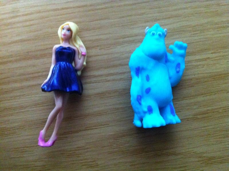 Toys And Joys : Vengeful ahg